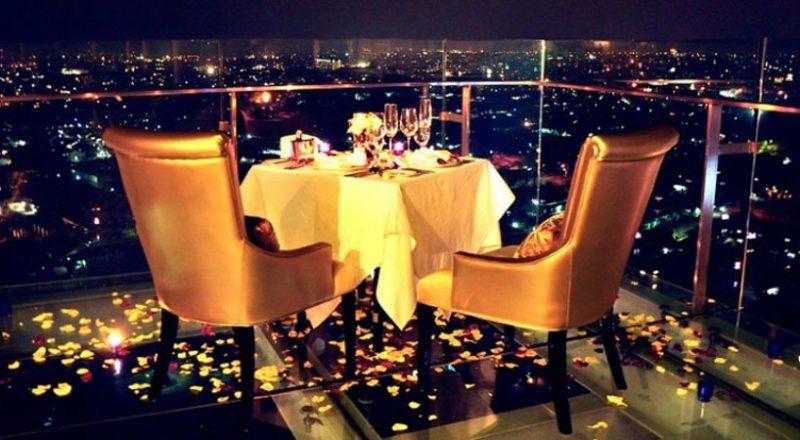 7 Restoran Paling Romantis di Amerika Selatan